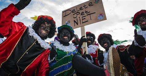 netherlands black pete tradition