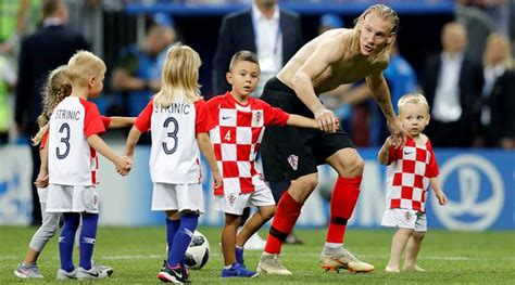 World Cup How Croatian Players Survived Hardships