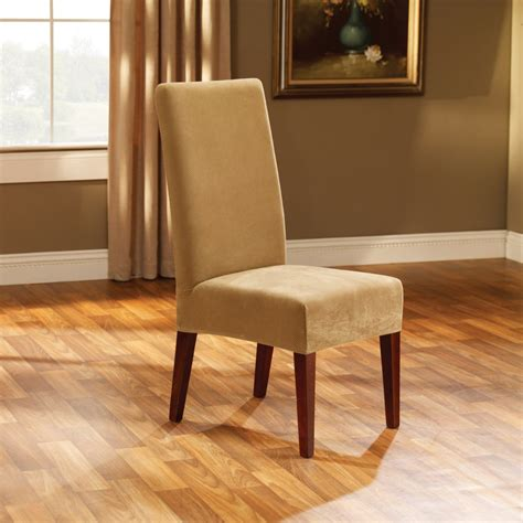 sure fit stretch pique dining room chair cover ebay