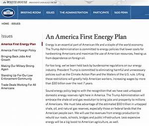 Trump Administration Wipes Climate & Renewable Agenda From ...