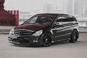 Mercedes Classe R Amg : wald int 39 l black bison mercedes benz r class cyberpunk family hauler ~ Maxctalentgroup.com Avis de Voitures