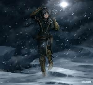 Skyrim Mage Fan Art deviantART