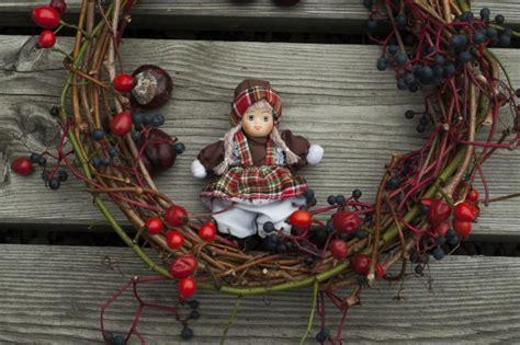 Garten Ideen Zum Nachmachen by Herbstkranz Basteln Einfache Ideen Zum Nachmachen