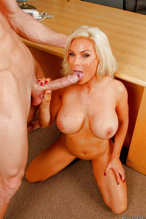 amazing Milf Teacher With Huge Juggs Diamond Foxxx Has Hot Sex