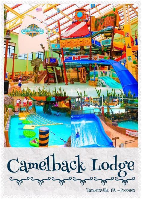 CAMELBACK LODGE ~ Aquatopia Indoor Water Park ~ The ...