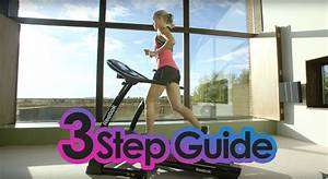 The Ultimate 3 Step Guide To Buying A Treadmill