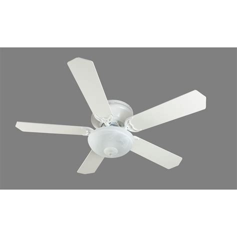 contemporary white ceiling fan craftmade lighting pro contemporary flushmount white
