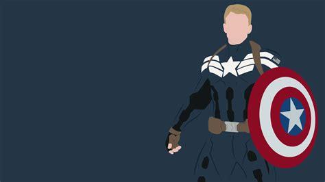 Captainamericavectorwallpaper • Ios Mode