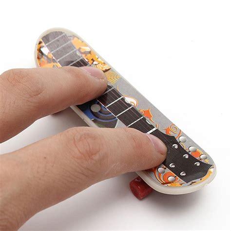 4 Pack Finger Board Tech Deck Truck Skateboard Toy Gift