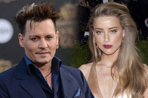 Johnny Depp and Amber Heard SPLIT as actress files for ...
