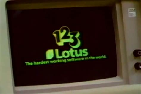 years  lotus     office software awesome