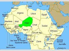 Niger Africa ThingLink