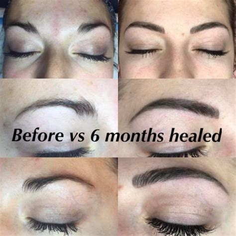 microblading aftercare dos  donts instructions