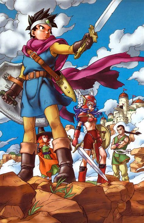dragon quest iii llegara  europa en android  ios djuegos