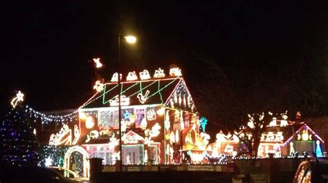 bristol christmas lights brailsford lights house bristol this