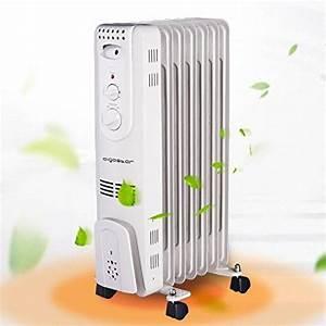 Puissance Radiateur Electrique Pour 30m2 : radiateur lectrique bain d huile votre comparatif pour ~ Melissatoandfro.com Idées de Décoration