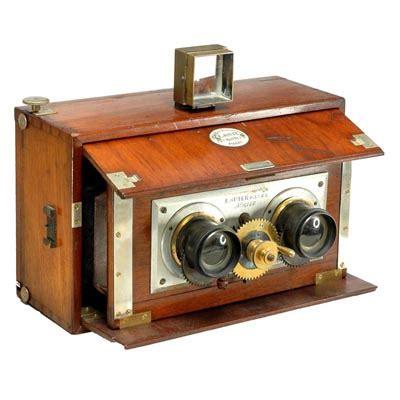 appareil photo chambre chambre a joue stereoscopique appareil photo de