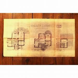 Maison Année 50 : plan int rieur maison ann es 50 ~ Voncanada.com Idées de Décoration