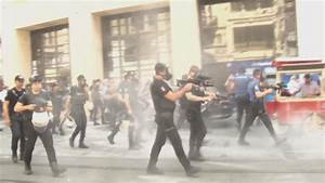 Intense clashes erupt in Turkey as Saturday Mothers ...