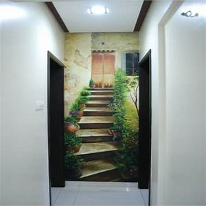 3D Wall Paintings - Home Design