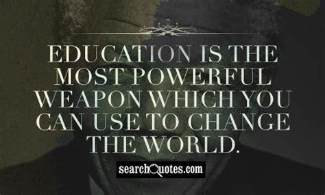 nelson mandela quotes education    powerful