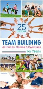 Team building activities, Team building and Activity games ...