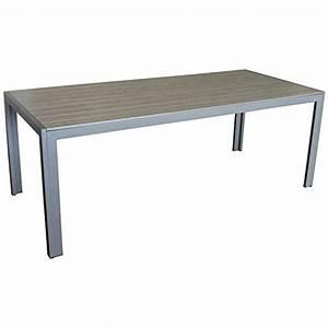 Gartentisch 12 Personen : multistore 2002 eleganter gartentisch f r bis zu 8 personen aluminium polywood non wood ~ Whattoseeinmadrid.com Haus und Dekorationen