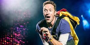 Coldplay Festeja Los 40 Aos De Chris Martin