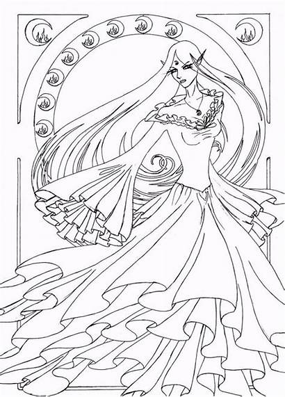 Nouveau Line Coloring Pages Deviantart Drawings Naro
