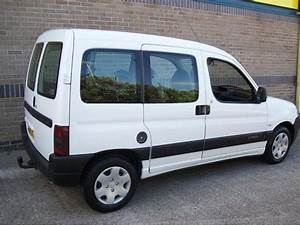 2003 Citroen Berlingo Photos  Informations  Articles