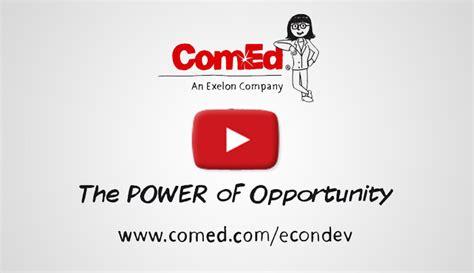 economic development comed  exelon company