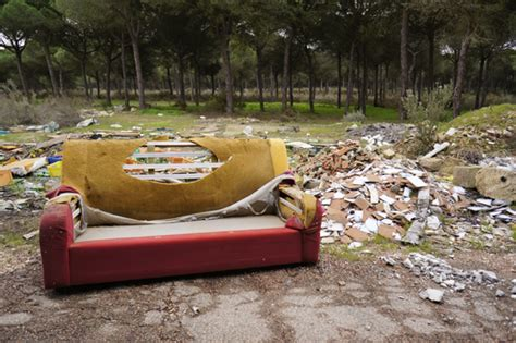 how to get rid of large furniture garbage removal talk