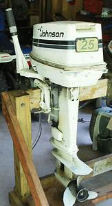 1985 Johnson 25 Hp Outboard Parts