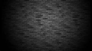 Black Brick Wall Background One Fitness Kickboxing Broken