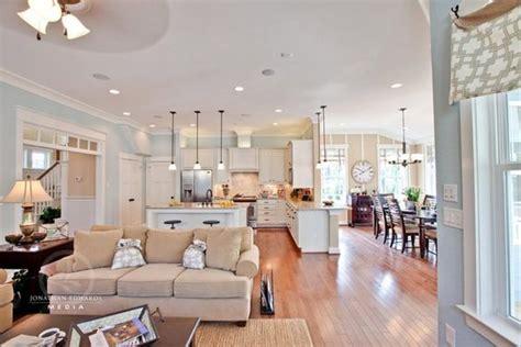 17 Excellent Ideas How To Decorate Open Floor Living Room