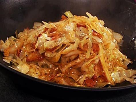 braised cabbage braised cabbage recipe food network
