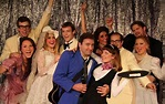 Barn Theatre cast for 'The Wedding Singer' gets a history ...