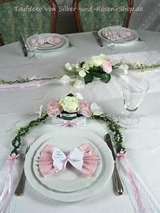 Deko Taufe Junge : taufdeko rosa schmetterlinge silber und rosen shop ~ Watch28wear.com Haus und Dekorationen