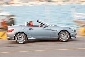 Neuer Mercedes SLK Und SL 20202021 Bilder Autobildde