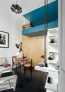 les 25 meilleures idees de la categorie table en formica With beautiful meuble gain de place cuisine 4 architectes paris studio gain de place paris