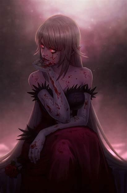 Kiss Shot Monogatari Anime Dark Heart Blade