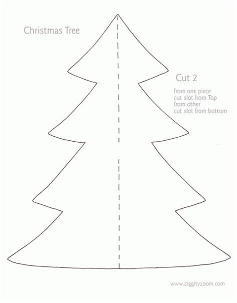 maria s nice site cardboard christmas tree template