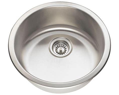 circular kitchen sinks 465 circular stainless steel bar sink 2213