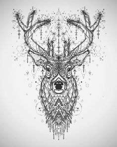 cerf de noel divers tatouage cerf tatouage