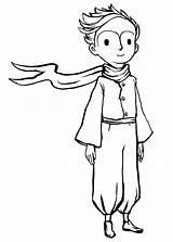 Coloring Pages Prince Petit Le Mulan Teletubbies Cartoon sketch template
