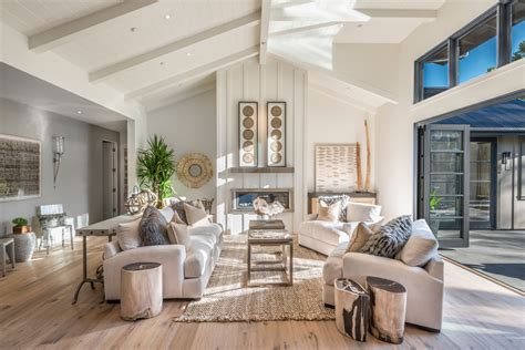 Pottery Barn Living Room Design