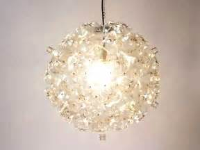recycling plastic bottles for unique lighting fixtures by souda