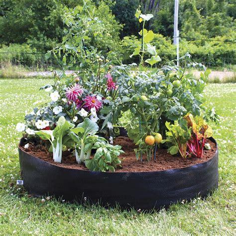 plants for garden beds smart pots big bag bed fabric raised planting bed mini ebay