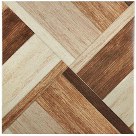 Home Depot Wood Look Tile by Wood Grain Ceramic Tile Tile The Home Depot Wooden Ceramic