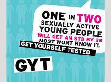 GYT Get Yourself tested UVM Bored